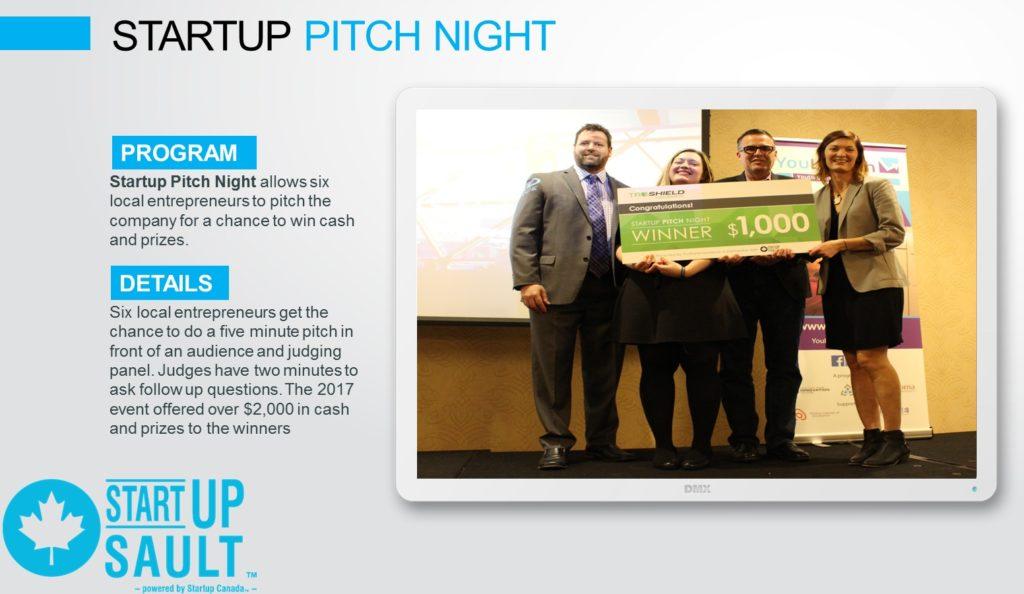 Startup Pitch Night