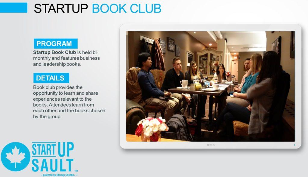 Startup Book Club