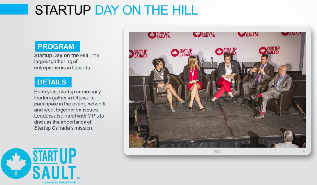 Startup Day on The Hill